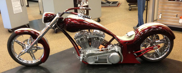 Custombike MotoSecure