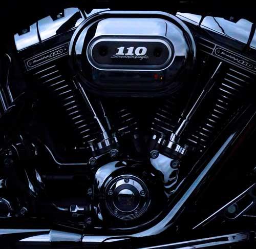 Harley-Davidson-Motor