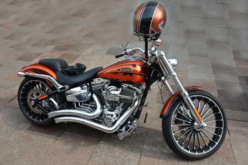 Harley-Davidson-Versicherung