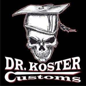 Dr. Koster Customs Logo