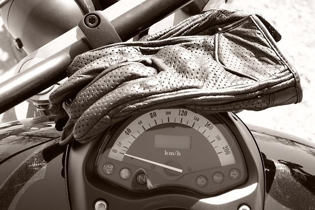 Motorradhandschuhe